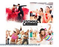 Taniec, ćwiczenia fitness, balet - Di Somma Raszyn zaprasza!